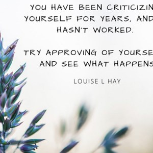 Approving Yourself